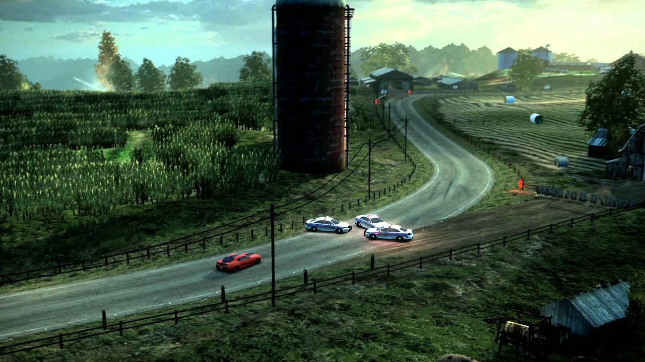 Need for Speed The Run Out Now, 24 Hour Marathon Friday