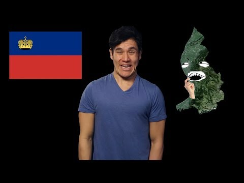 Geography Now! LIECHTENSTEIN
