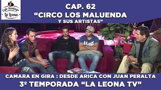 LALEONA TV CAP- 63 - 3° TEMPORADA - 2016