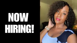 Now Hiring! Chat Work From Job... Up To 27K Yearly!