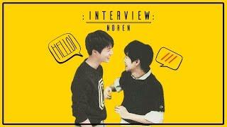 NOREN | Interview #noren [ENGSUB CC]