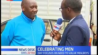 Men's day was established in 1999, Kenya joins the world to mark International Men's Day