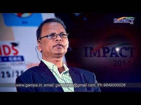 Financial | Vanga Rajendraprasad | TELUGU IMPACT Hyd 2014