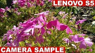 Lenovo S5 (K520) Camera Sample