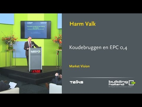 Koudebruggen en EPC 0,4 - Harm Valk