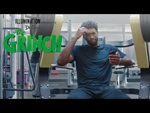 The Grinch - In Theaters November 9 (The Grinch vs. Joel Embiid) [HD]