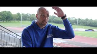 Dean Macey - Advice to young athletes