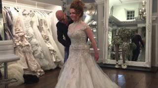 Ian Stuart Wedding Dress Alterations
