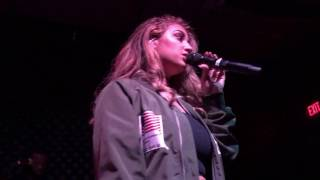 Alina Baraz - Make You Feel [LIVE]