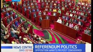 DP William Ruto at loggerheads with his own party over Referendum talks