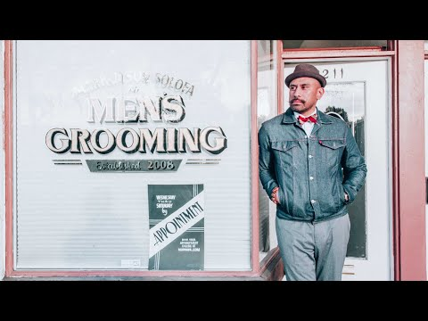 Nomad Barber – The Art of being a Gentleman