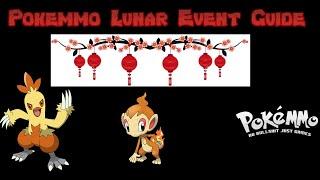 Pokemmo Lunar Event Guide