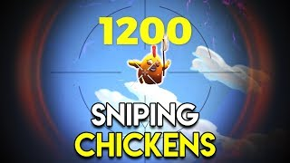 Sniping Chickens - Realm Royale Assassin/Hunter Gameplay