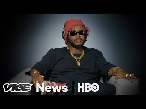 Thundercat's New Music Corner Ep. 3: VICE News Tonight (HBO)