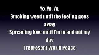 Dizzy Wright - World Peace Lyrics