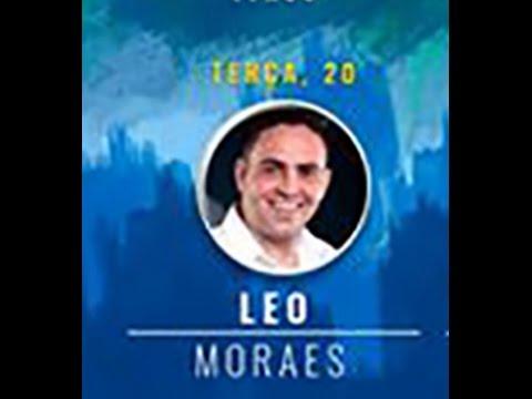 Sabatina Cidade Alerta - Léo Moraes - Gente de Opinião