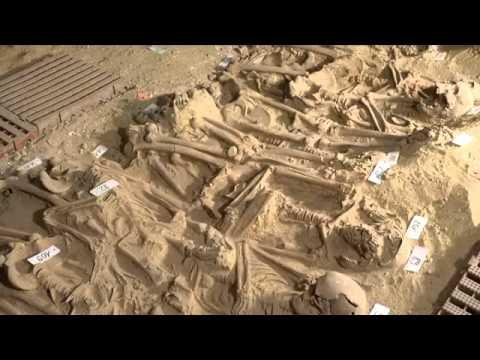 Paris : Un cimetière du Moyen-âge sous le Monoprix de Réaumur Sébastopol (Vidéo)