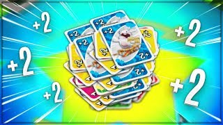 We Played UNO With Unlimited +2s