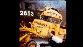 Congers NY Bus vs Train crash 47 years later