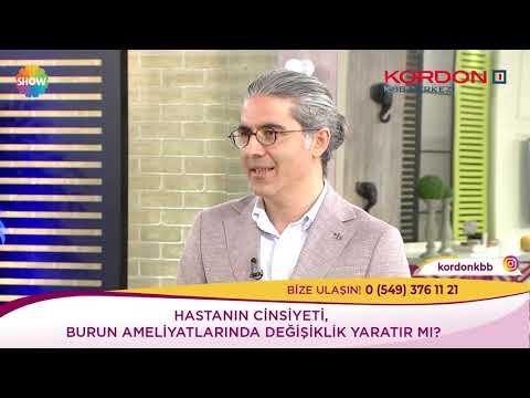 Can Ercan - Burun Estetiğinde Erkekler Ve Kadınlar - Show Tv Kendine İyi Bak