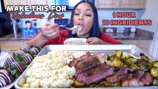 MAKE THIS DINNER VALENTINES DAY