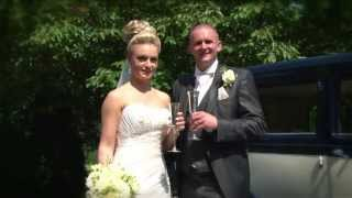 preview picture of video 'Amy & Chris Wedding Video Highlights |  St. Peter's Woolton & Alicia Hotel, Liverpool'