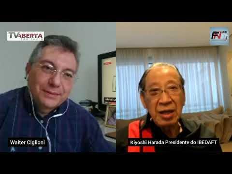 Entrevista com jornalista Walter Ciglioni no Instagran sobre os acontecimentos da semana