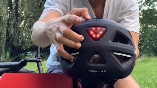 Fahrradhelm Abus Urban-I 3.0 im Test (Unboxing & Review)