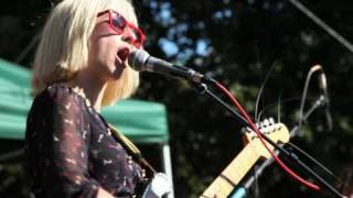 The Joy Formidable - Whirring (Live at the Mural)