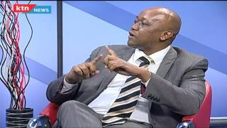 Business Today 15th June 2016 - KTN's Aby Agina takes on KPCU Chairman William Gatei