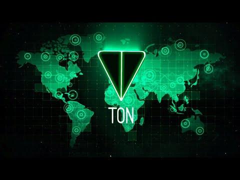 ТОКЕН GRAM !!! Free Token Airdrop Telegram Open Network (TON)