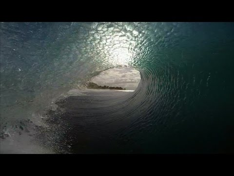 GoPro: Jamie O'Brien's Backdoor Barrel – GoPro of the World December Winner