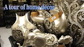 A Tour Of Home Decor/Home Goods Decorative Accessories/Home Decor Tabletop Shop/Tumpa Chowdhury