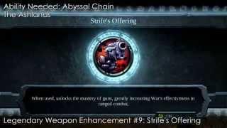 Bonus - Darksiders ( All Weapon Enhancement Location )