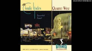 Charlie Haden Quartet West - Haunted Heart (1991)
