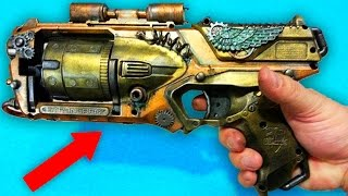 TOP 7 DEADLIEST HOMEMADE ZOMBIE WEAPONS!