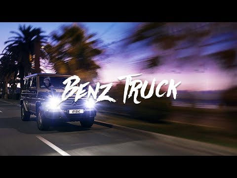 LiL PEEP – Benz truck (ГЕЛИК)