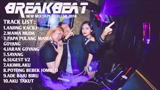 ANJING KACILI 2018 MIXTAPE - DJ. ICHADANISYA , DJ. ANGGELYESAYA & REFLI.SR
