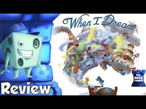 When I Dream Review - with Tom Vasel