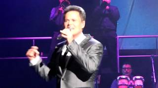 Donny & Marie (Vegas Love-pt 1) - Caesar's Atlantic City, NJ - August 5, 2012