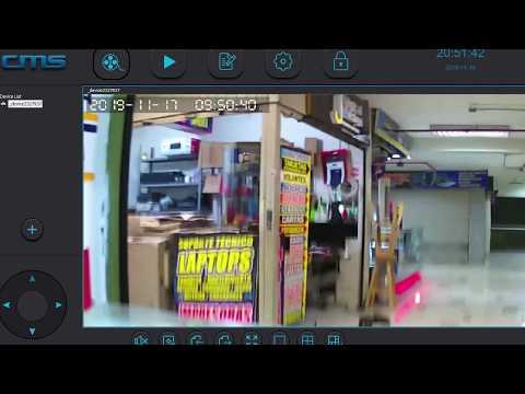 configurar camara IP Altron para visiualizar video en computadora
