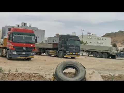 أهالي حي الوسام 2 يبحثون عن الهدوء وسط أصوات الشاحنات والمعدات الثقيلة