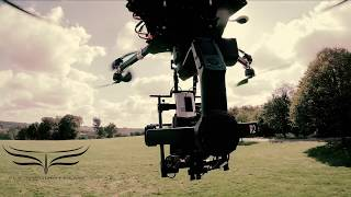 DJI Ronin2 onboard our Heavy Lift Drone