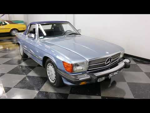 Video of '88 560SL - MH2K