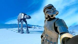 Star Wars Battlefront - Random Moments #8 (Destroying The Death Star!)