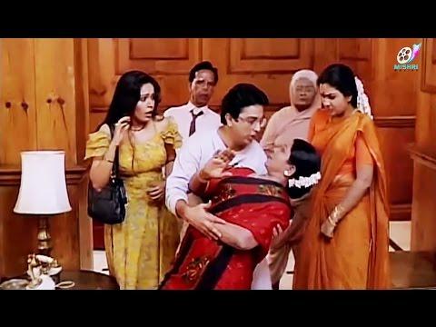Download Four Kamalhaasan In One House | Making FUNNY |  Michael Madana Kama Rajan | SUPER SCENE HD Mp4 3GP Video and MP3