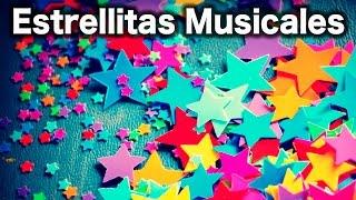 Estrellitas Musicales para Dormir Bebés - Canción de Cuna - Efecto Mozart