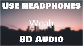 Lil Baby - Woah (8D AUDIO)🎧 [BEST VERSION]
