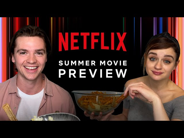 New Movies. Every Week. All Summer Long - on Netflix