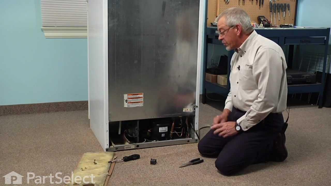 Replacing your Whirlpool Refrigerator Capacitor